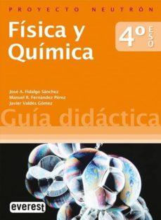 Permacultivo.es Física Y Química 4º Eso. Guía Didáctica. Proyecto Neutrón Image