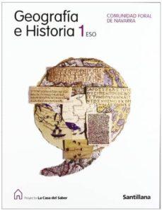 Inmaswan.es Geografia E Historia - Navarra (La Casa Del Saber): 1º Eso Image
