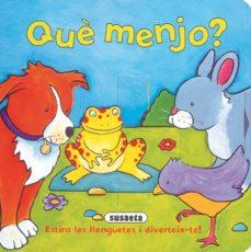 Inmaswan.es Que Menjo? (Estira I Endevina) Image