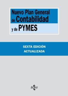 Permacultivo.es Nuevo Plan General De Contabilidad Y De Pymes. Reales Decretos 1. 1.514/2007 Y 1.515/2007, De 16 De Noviembre (6º Ed.) Image