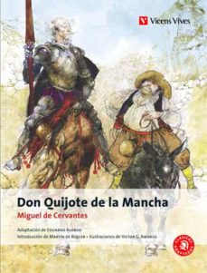 don quijote de la mancha (clasicos adaptados)-miguel de cervantes saavedra-9788431673963