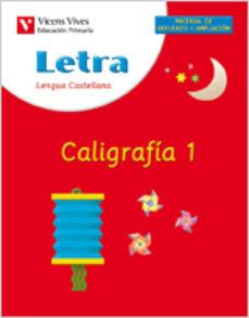Permacultivo.es Letra Caligrafia 1, Lengua Y Literatura (Educacion Primaria, 1er Ciclo): Cuaderno Image