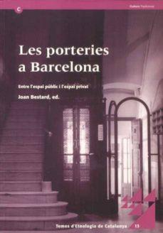 Titantitan.mx Porteries De Barcelona: Entre L Espai Public I L Espai Privat Image