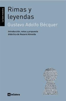 rimas y leyendas-gustavo adolfo becquer-9788441209763