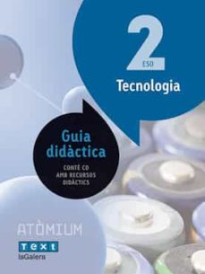 Eldeportedealbacete.es Tecnologia 2º Eso Guia Atòmium (Ed 2016) Image