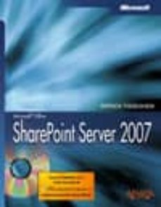 Descargar SHAREPOINT SERVER 2007 gratis pdf - leer online