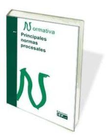 Ojpa.es Principales Normas Procesales, Normativa 2012 Image