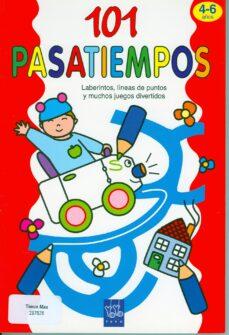 Bressoamisuradi.it 101 Pasatiempos: Laberintos, Lineas De Puntos Y Otros Juegos Dive Rtidos Image