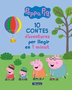 Geekmag.es 10 Contes D Aventures Per A Llegir En 1 Minut (La Porqueta Pepa. Primeres Lectures) Image