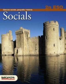 Debatecd.mx Socials 2 Eso. Llibre De L Alumne) Educación Secundaria Obligatoria - Primer Ciclo - 2º Image