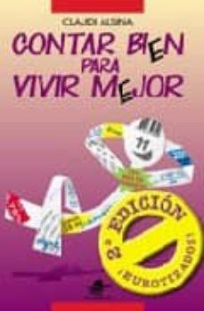 Titantitan.mx Contar Bien Para Vivir Mejor (2ª Ed.) Image