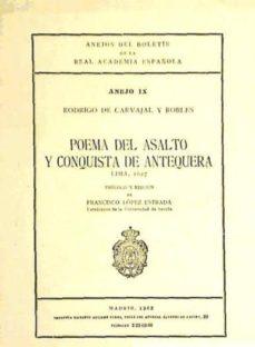 Permacultivo.es Poema Del Asalto Y Conquista De Antequera (Ref: 142548x) Anejos D El Boletin De La Rae Image