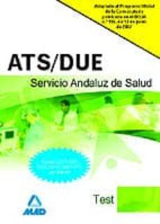 Titantitan.mx Ats/due Del Servicio Andaluz De Salud (Test) Image