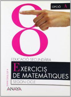 Padella.mx Matemàtiques 4º Educacion Secundaria Exercicis De Matematiques 8 Illes Balears Catala Image
