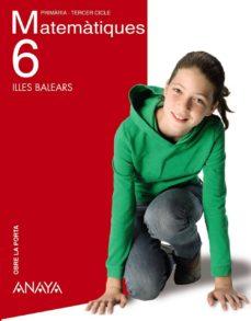 Concursopiedraspreciosas.es Matemàtiques 6.illes Balears Catalán Image
