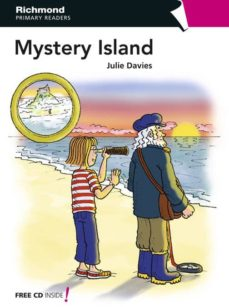 Libros descargables gratis MYSTERY ISLAND + CD - DVD (RICHMOND)