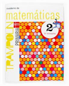 Emprende2020.es Cuaderno Matematicas 1: Trampolin (2º Educacion Primaria) Image