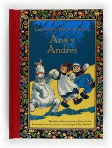Permacultivo.es Las Aventuras De Los Muñecos Ana Y Andres (Libros Regalo 2-6 Años ) Image