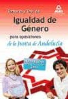 Ojpa.es Temario Y Test De Igualdad De Genero Para Las Oposiciones De La J Unta De Andalucia Image
