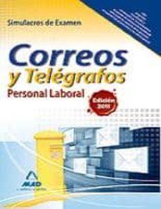 Cdaea.es Personal Laboral De Correos Y Telegrafos. Simulacros De Examen Image