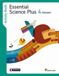 Debatecd.mx Essential Science Plus 4 Activity Book Image