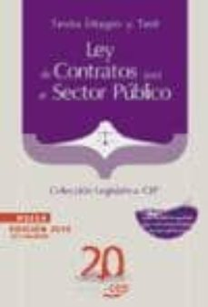 Vinisenzatrucco.it Ley De Contratos Para El Sector Público. Texto Integro Y Test. Co Leccion Legislativa Cep Image