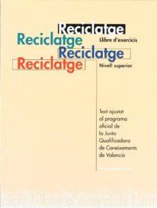 Chapultepecuno.mx Reciclatge: Nivell Superior. Llibre D Exercicis Image
