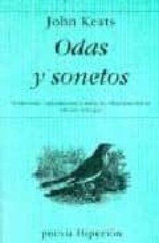 odas y sonetos-john keats-9788475174563