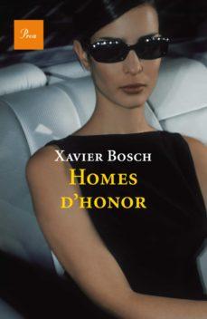 homes d'honor (ebook)-xavier bosch-9788475882963