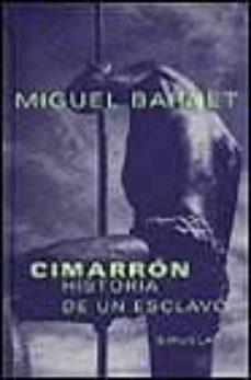 Geekmag.es Cimarron: Historia De Un Esclavo Image