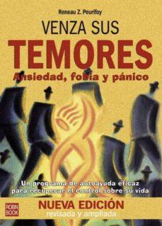 Emprende2020.es Venza Sus Temores: Ansiedad, Fobia Y Panico Image