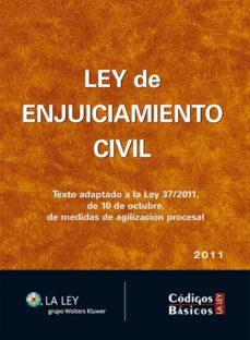 ley de enjuiciamiento civil (ebook)-9788481264463