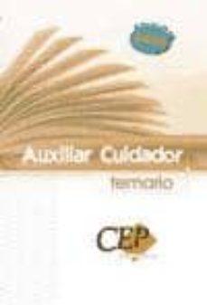 Javiercoterillo.es Temario Auxiliar Cuidador Image