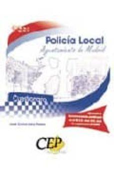 Enmarchaporlobasico.es Cuestionario Oposiciones Policia Local Ayuntamiento De Madrid Image
