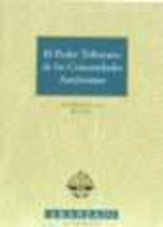 EL PODER TRIBUTARIO DE LAS COMUNIDADES AUTONOMAS - JOSE MARIA LAGO | Triangledh.org