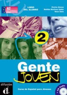 Padella.mx Gente Joven 2: Libro Del Alumno (Incluye Audio-cd) Image