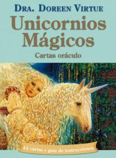 unicornios magicos: 44 cartas y guia de instrucciones-doreen virtue-9788484453963