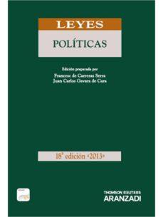 Enmarchaporlobasico.es Leyes Politicas 2013 Formato Duo (18ª Ed.) Image