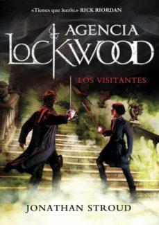 Vinisenzatrucco.it Agencia Lockwood 1: Los Visitantes Image