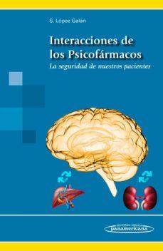 Descarga de libros de texto de libros electrónicos INTERACCIONES DE LOS PSICOFÁRMACOS (Spanish Edition) 9788491102663 de