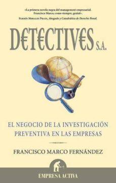 Geekmag.es Detectives S.a.: El Negocio De La Investigacion Preventiva En Las Empresas Image