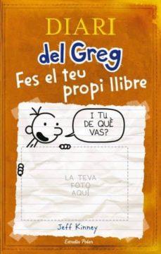 Valentifaineros20015.es Diari Del Greg: Fes El Teu Propi Llibre Image
