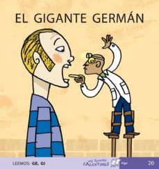 el gigante german (mis primeros calcetines; 20) (mayusculas)-teresa soler-9788496514263