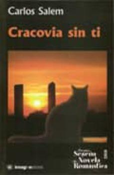 Valentifaineros20015.es Cracovia Sin Ti (Premio Seseña De Novela Romantica) Image