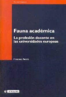 Encuentroelemadrid.es Fauna Academica: La Profesion Docente En Las Universidades Europe As Image