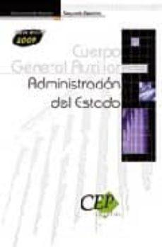 Encuentroelemadrid.es Cuerpo General Auxiliar De La Administracion Del Estado (Segundo Ejercicio) Simulacros De Examen Image