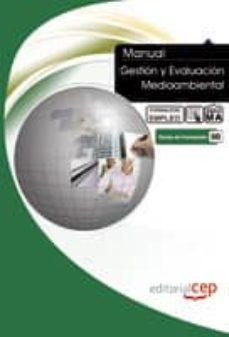 Enmarchaporlobasico.es Manual Gestion Y Evaluacion Medioambiental. Formacion Para El Emp Leo Image