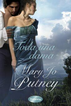 toda una dama (ebook)-mary jo putney-9788499440163