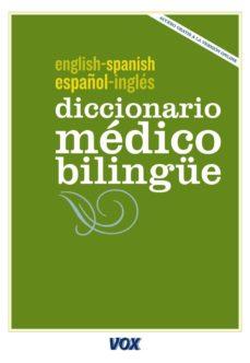 Descarga de libros en línea DICCIONARIO MEDICO ESPAÑOL-INGLES de