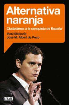 alternativa naranja (ebook)-iñaki ellacuria bastida-9788499926063